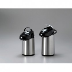 AIR POT INOX/VETRO 3 LT