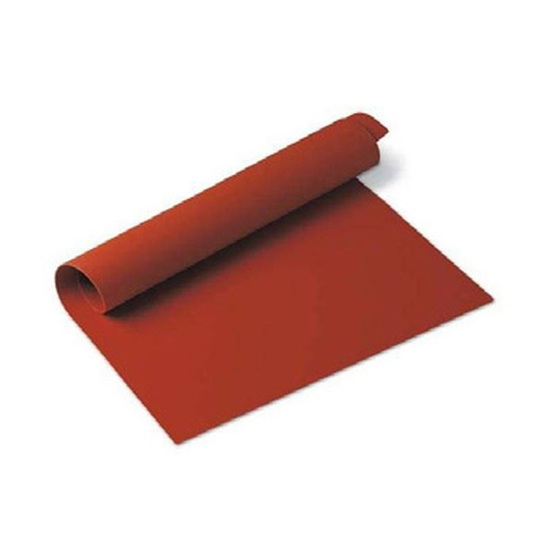 TAPPETO ROSSO SILICOPAT 60X40