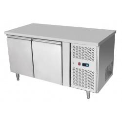 Tavolo frigorifero Atosa modello EPF3422: dimensioni 136 x 70 x 85h cm, capacità 280 l.
