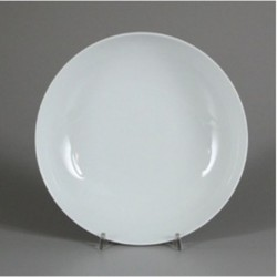 PIATTO FONDO CM 18 SAT/COUP 035 COSTA VERDE- porcellana Medri - Teomar Shop