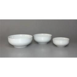 INSALATIERA CM 22 COUP/ETRUSCA SATURNIA- porcellana Medri - Teomar Shop
