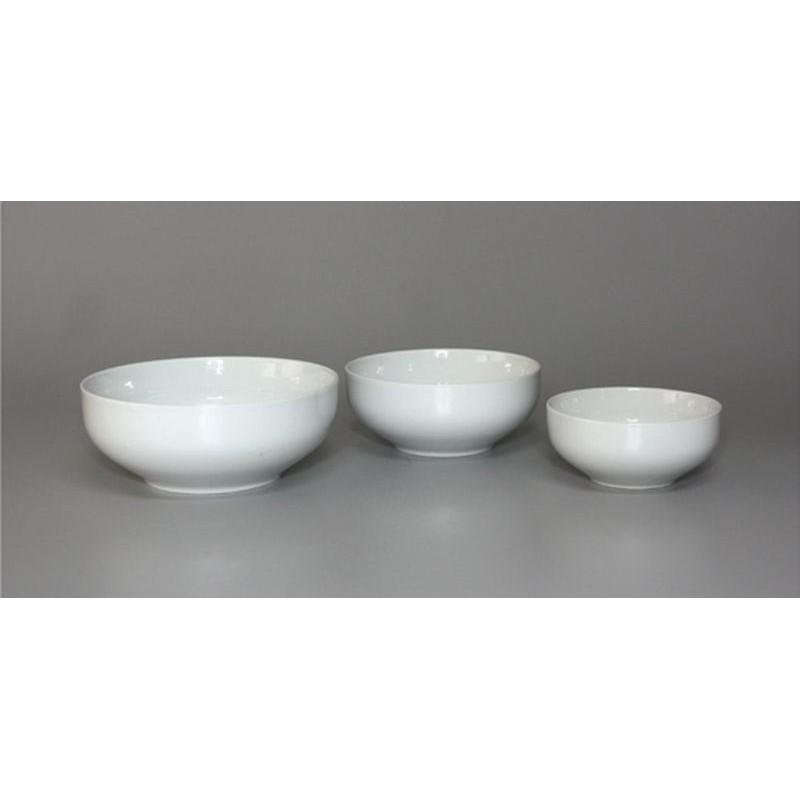 INSALATIERA CM 17 COUP/ETRUSCA SATURNIA- porcellana Medri - Teomar Shop