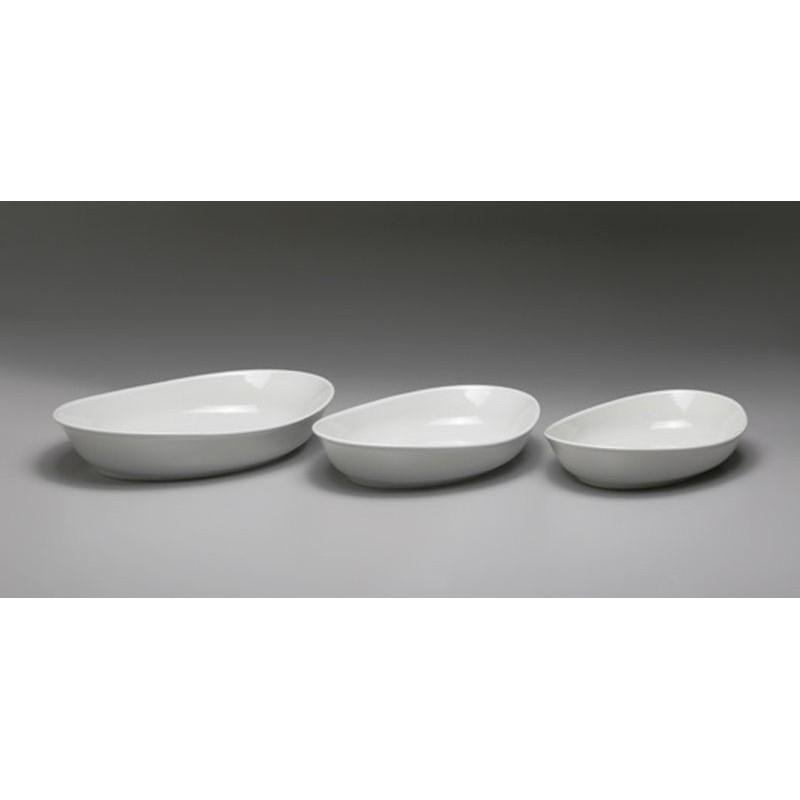 CARAVELLA CM 30X21 NAPOLI SATURNIA- porcellana Medri - Teomar Shop