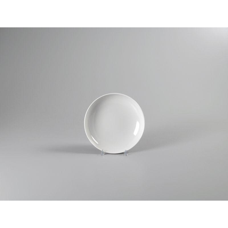 PIATTO FONDO CM 22 SIVIGLIA SATURNIA- porcellana Medri - Teomar Shop