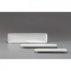 PIATTO RETTANGOLARE 48X12 2588 CHAOZHOU- porcellana Medri - Teomar Shop