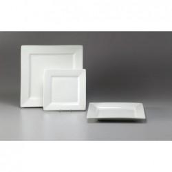 PIATTO QUADRO CM 38X38 0949 CHAOZHOU- porcellana Medri - Teomar Shop