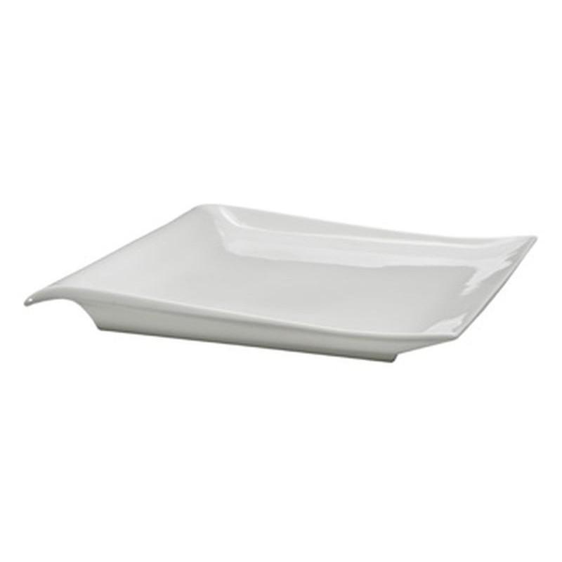 VASSOIO QUADRO CM 37 15097 CHAOZHOU- porcellana Medri - Teomar Shop