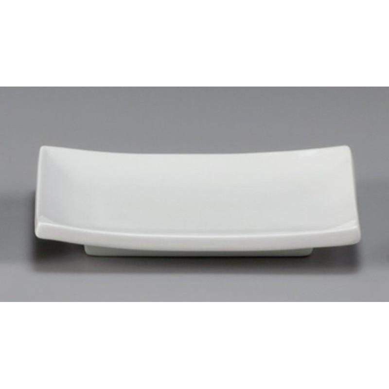 PIATTINO RETTANGOLARE 15X10 2530 CHAOZHOU- porcellana Medri - Teomar Shop