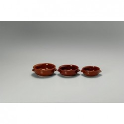 TEGAME CON ALETTE 17 LONDON 15753/W101 CHAOZHOU - porcellana Medri - Teomar Shop