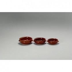 TEGAME CON ALETTE 15 LONDON 15752/W101 CHAOZHOU - porcellana Medri - Teomar Shop
