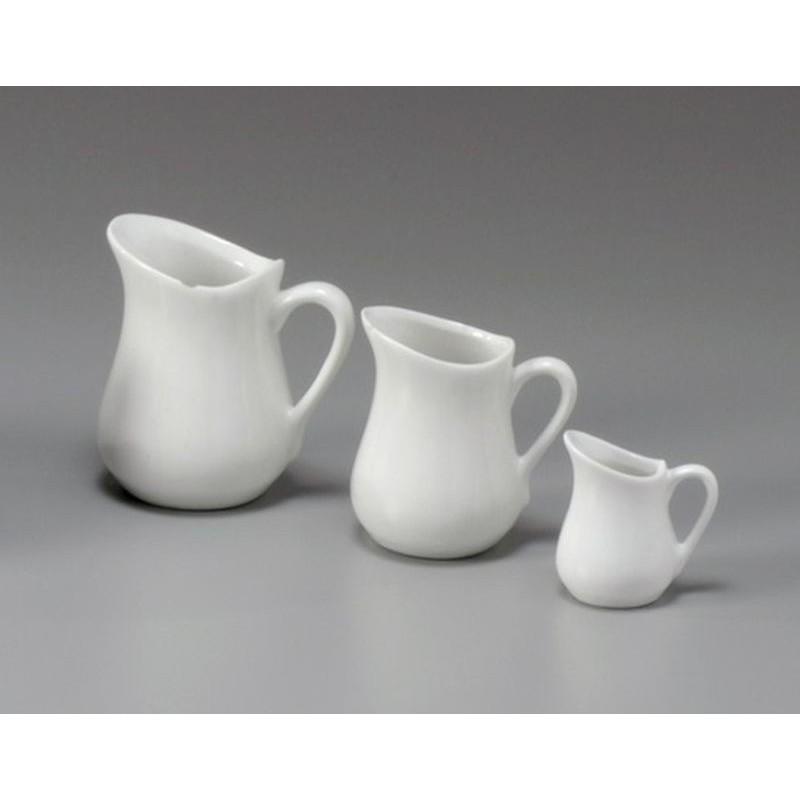 LATTIERA 330ML 0544 CHAOZHOU - porcellana Medri - Teomar Shop