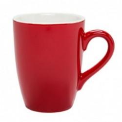 CONFEZIONE 6 TAZZE 320 ROSSO 2620 RED XINGYE - porcellana Medri - Teomar Shop