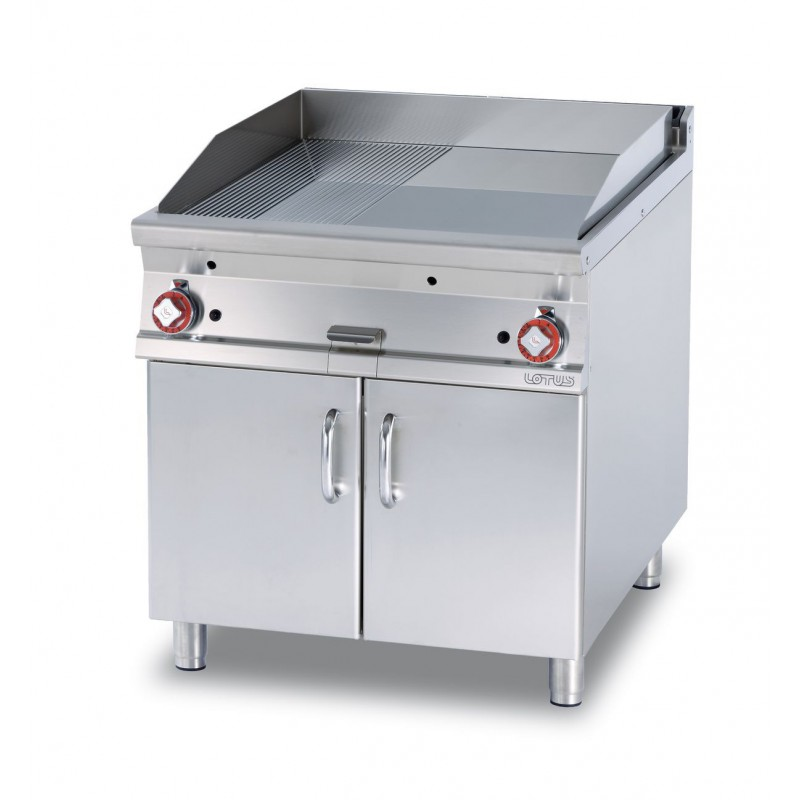 FRY-TOP A GAS