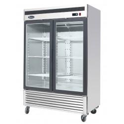 Freezer con doppia porta a...