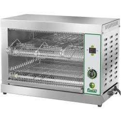 Tostiera TOP/3D Fimar 6 pinze con capacità 6 toast.