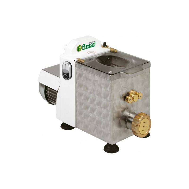 Macchina per pasta fresca MPF 1,5N Fimar con capacità 1,5 kg, potenza 0,3 kW.