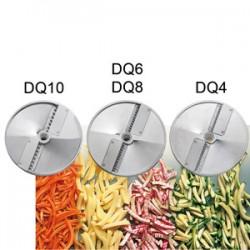 Disco DQ6 per TM INOX