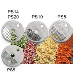 Disco PS8 per TM INOX