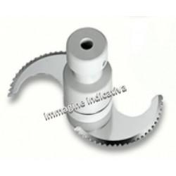 Mozzo completo a coltelli zigrinati per Cutter C-Tronic 9 Plus