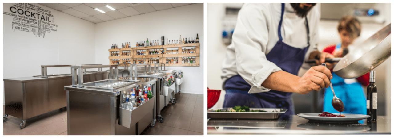 cucine industriali